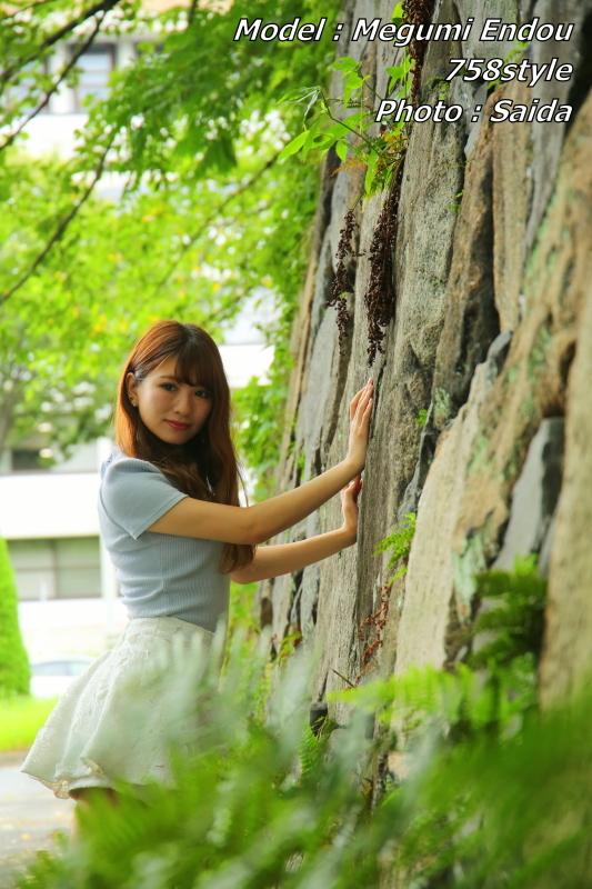 遠藤愛美 ~名古屋城周辺 / 758style撮影会_f0367980_18274869.jpg