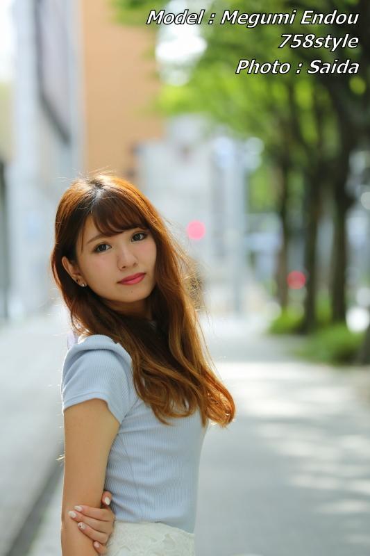 遠藤愛美 ~名古屋城周辺 / 758style撮影会_f0367980_18310064.jpg