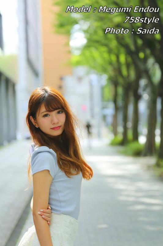 遠藤愛美 ~名古屋城周辺 / 758style撮影会_f0367980_18312518.jpg