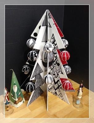 クリスマスツリー先行レッスン完成作品♪_e0276388_21355249.jpg
