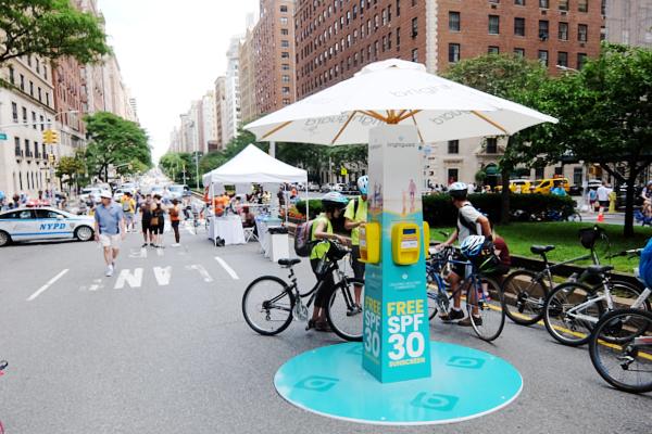 NYのサマー・ストリートで見かけたユニークなサービス、BrightGuard_b0007805_21361047.jpg