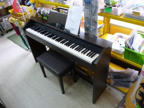CASIO 電子ピアノ Privia PX-750 椅子付_b0368515_15044534.jpg
