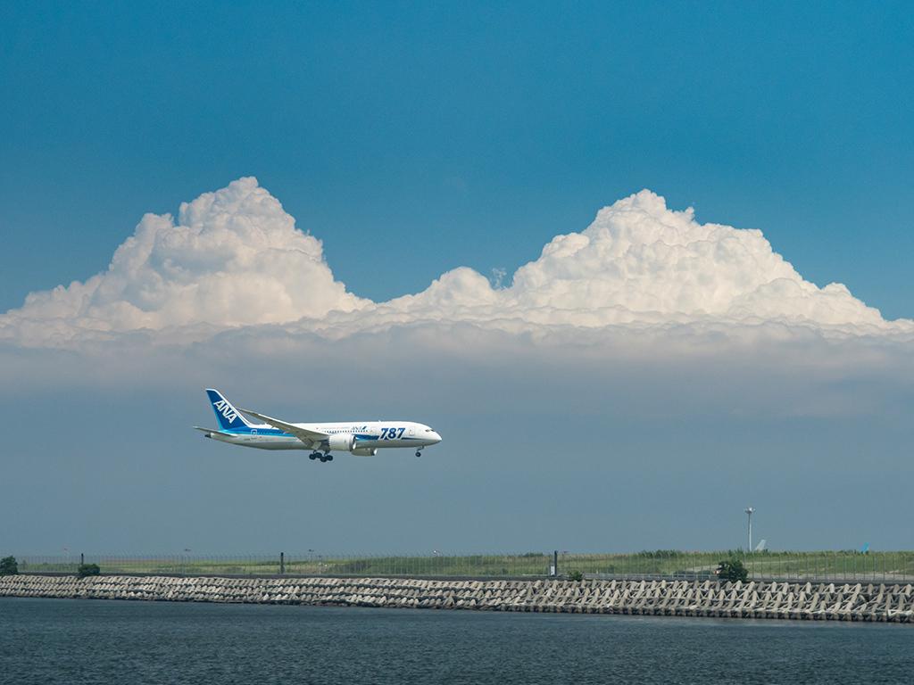 入道雲の下を_d0192516_08203028.jpg