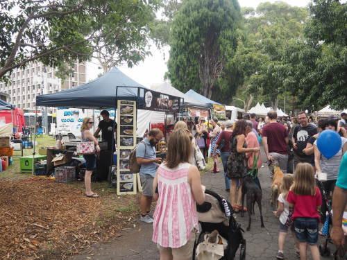 街中にオーストラリア愛が溢れる、1月26日はAustralia Day(Green Goodness)_c0351060_20435132.jpg