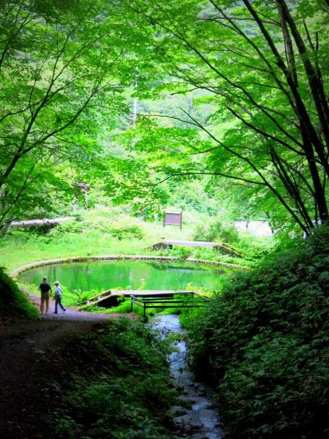 嬬恋・たまだれの滝で涼を感じる♪_f0236260_23351366.jpg