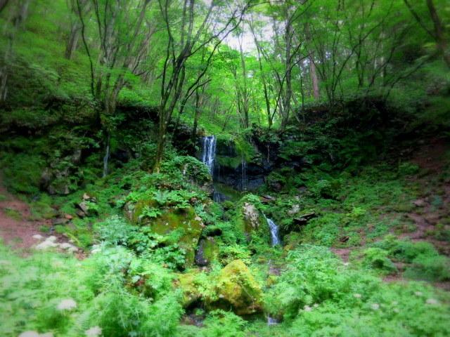 嬬恋・たまだれの滝で涼を感じる♪_f0236260_23374666.jpg