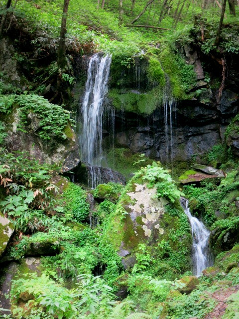 嬬恋・たまだれの滝で涼を感じる♪_f0236260_23382552.jpg