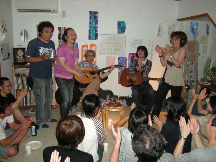 絵画教室アトリエMIWA25周年記念パーティのお知らせ!_c0131063_20485824.jpg