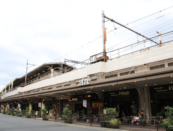 JR上野駅 駅舎_d0202264_2124616.jpg