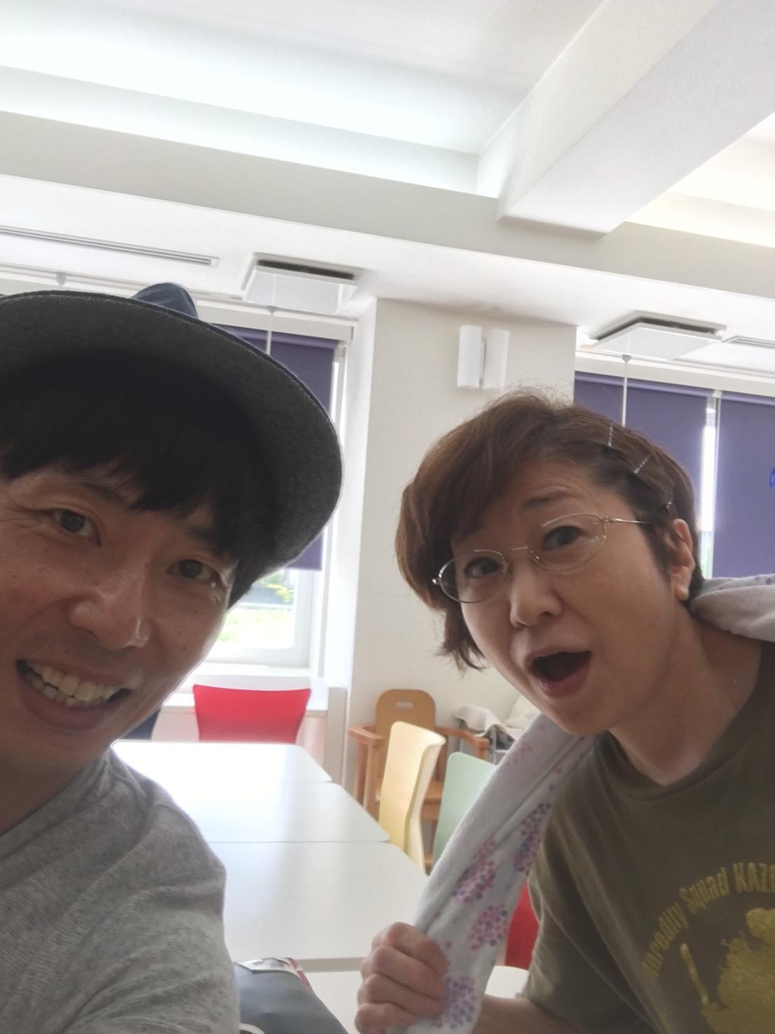 カゾクマン【基山公演】_a0163623_23205585.jpg