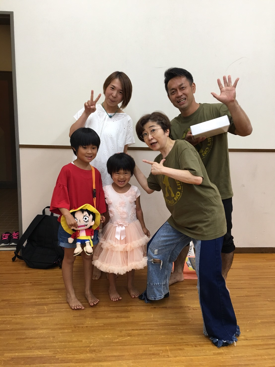 カゾクマン【基山公演】_a0163623_23391920.jpg