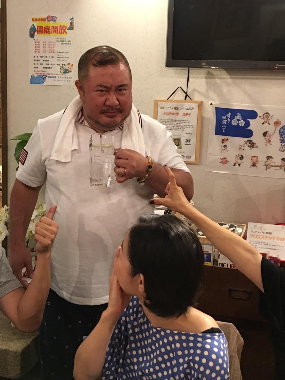 カゾクマン【基山公演】_a0163623_23393122.jpg