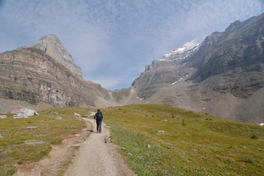 歩いておきたい ロッキー定番ハイキング 『ラーチバレー』_d0112928_06442258.jpg
