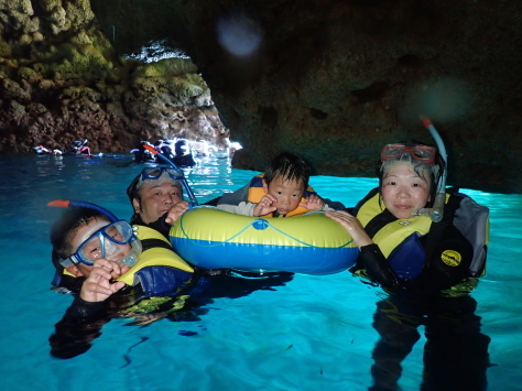 8月17日まる一日青の洞窟DAY!_c0070933_21581402.jpg