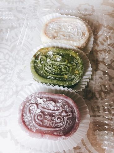 冷たい月餅レッスン、黒酢酢豚レッスン_a0175348_16055818.jpg