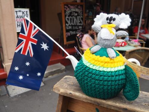 街中にオーストラリア愛が溢れる、1月26日はAustralia Day(Green Goodness)_c0351060_07493361.jpg