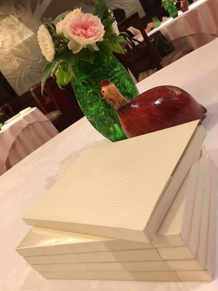 満員御礼☆紅茶倶楽部 晩夏の午餐×WHITE PIGEON チャリティー ファッション・ショー。。。❇十♪ +。:.゚ஐ♡ _a0053662_09532254.jpg