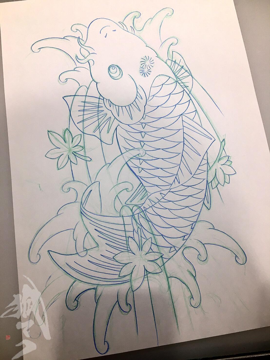 兵庫県 明石 タトゥーデザイン_e0261276_17104239.jpg