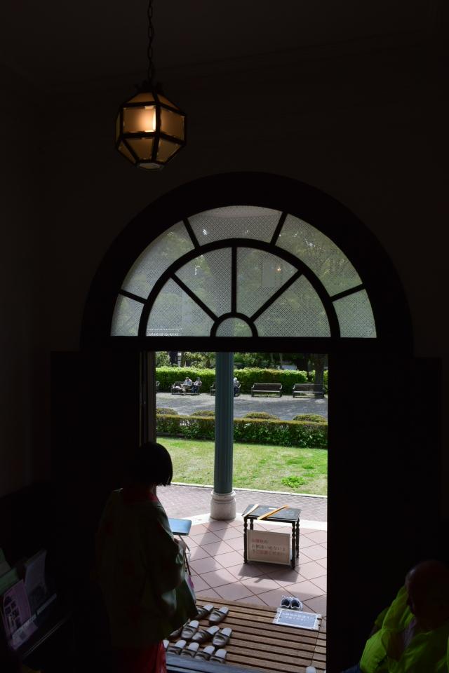 神戸市相楽園の旧ハッサム住宅(明治モダン邸宅探訪)_f0142606_06373381.jpg