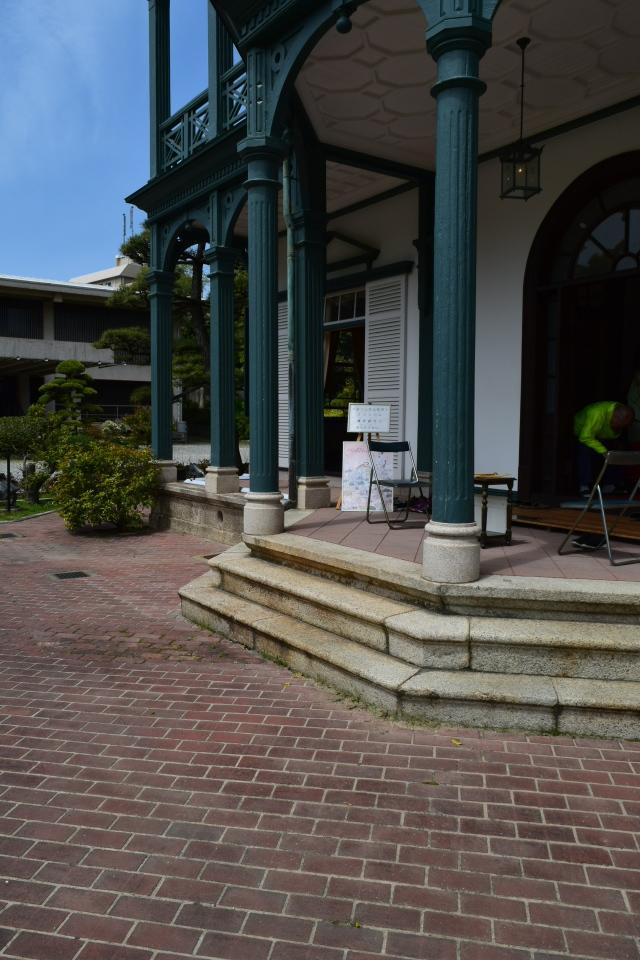 神戸市相楽園の旧ハッサム住宅(明治モダン邸宅探訪)_f0142606_06403754.jpg