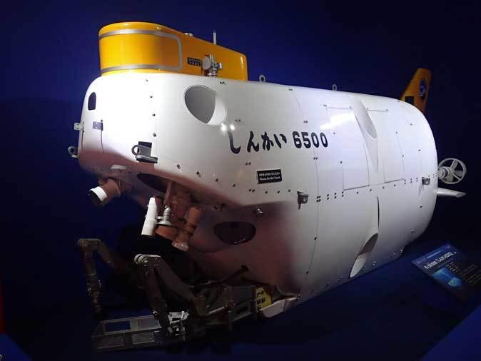 国立科学博物館 特別展「深海2017」へ行って来ました♪_b0355317_11175373.jpg