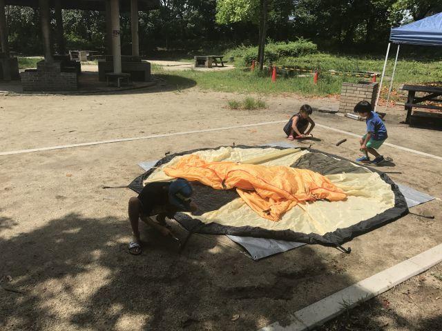 初めてのファミリーキャンプ!_a0164918_19165562.jpg