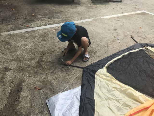 初めてのファミリーキャンプ!_a0164918_19171097.jpg