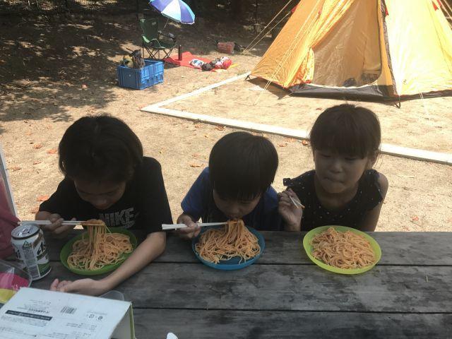 初めてのファミリーキャンプ!_a0164918_19172720.jpg