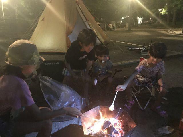 初めてのファミリーキャンプ!_a0164918_19181735.jpg