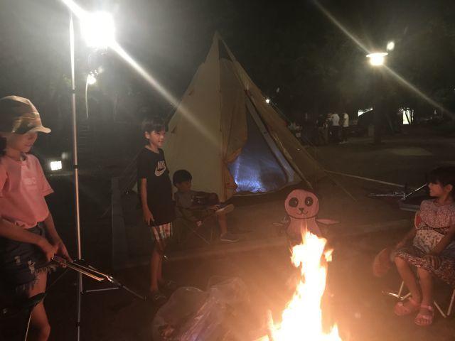 初めてのファミリーキャンプ!_a0164918_19182139.jpg