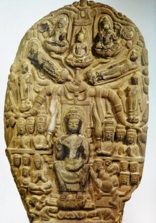 タイ 仏の国の輝き 東京国立博物館_e0345320_12444415.jpg