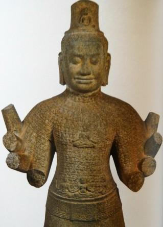 タイ 仏の国の輝き 東京国立博物館_e0345320_13090339.jpg