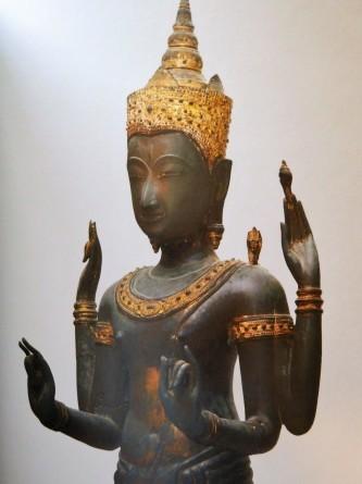 タイ 仏の国の輝き 東京国立博物館_e0345320_13273151.jpg
