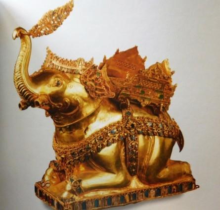 タイ 仏の国の輝き 東京国立博物館_e0345320_13303286.jpg