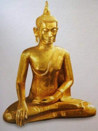 タイ 仏の国の輝き 東京国立博物館_e0345320_13380523.jpg
