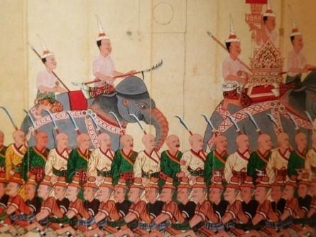 タイ 仏の国の輝き 東京国立博物館_e0345320_13580345.jpg