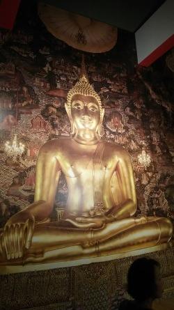 タイ 仏の国の輝き 東京国立博物館_e0345320_14033434.jpg