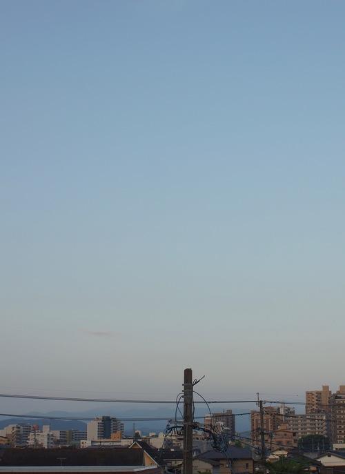 朝歌8月19日_c0169176_723585.jpg