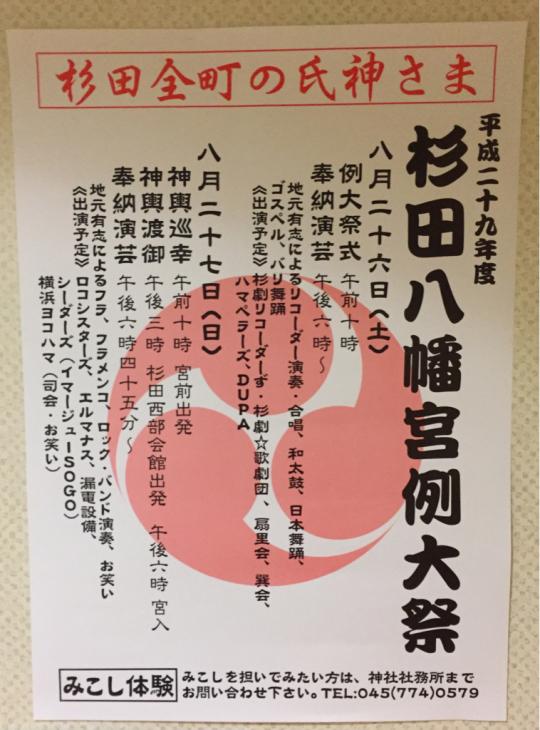 杉劇☆歌劇団 夏まつり_f0144003_15363213.jpg