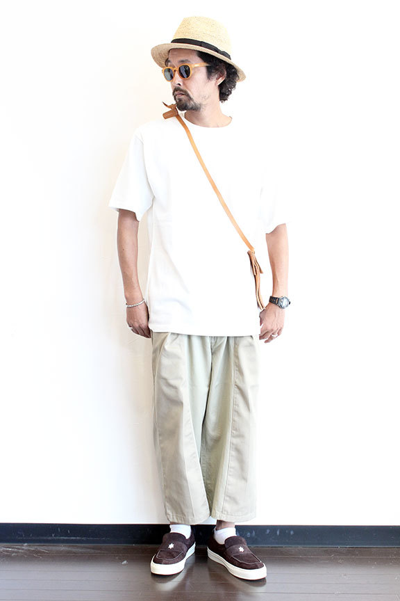 "HURRAY HURRAY (フレイ フレイ) composition "" Remake WORK WIDE PANTS \""_b0122806_12544900.jpg"