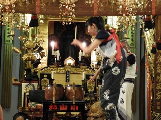 六斎念仏踊り 光福寺_e0048413_23115307.jpg
