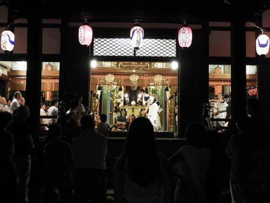六斎念仏踊り 光福寺_e0048413_23115973.jpg