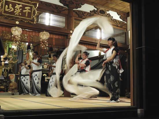 六斎念仏踊り 光福寺_e0048413_23131785.jpg