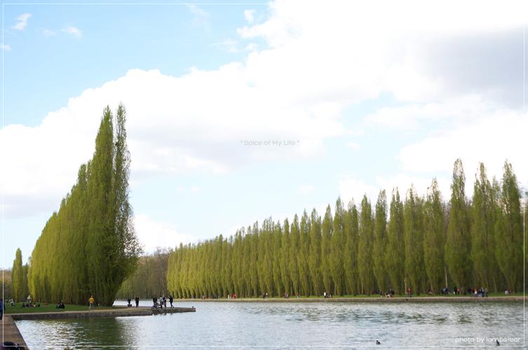 桜のソー公園*_f0151946_1821532.jpg