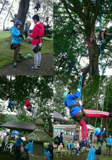 雨降らなかったよ!椿山クラフトキャンプ(笑)_f0201565_22582559.jpg