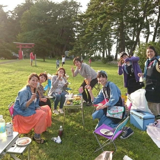 雨降らなかったよ!椿山クラフトキャンプ(笑)_f0201565_22583102.jpg