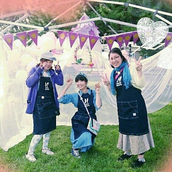 雨降らなかったよ!椿山クラフトキャンプ(笑)_f0201565_23003867.jpg