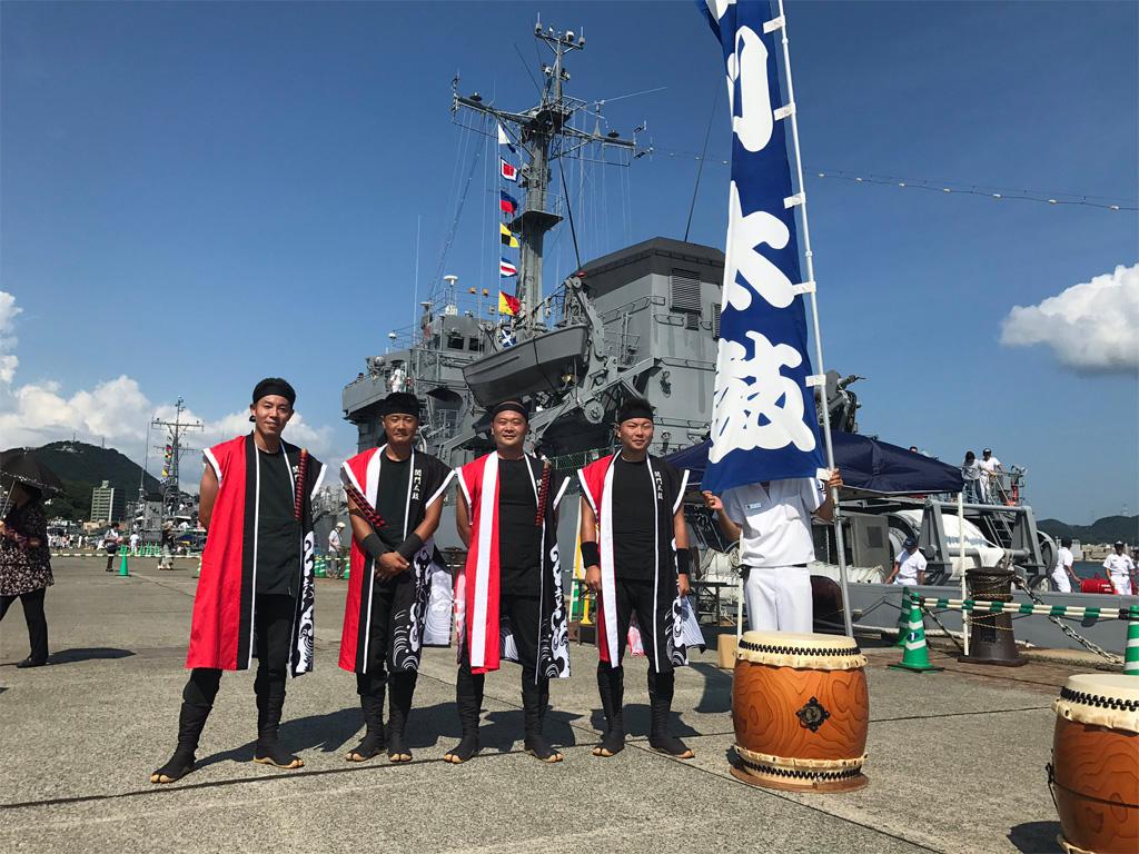 2017 下関基地隊サマーフェスタ・馬関まつり(速報) : ふりかけ日日 ...