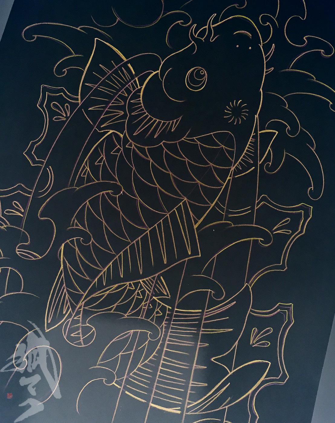 兵庫県 明石 タトゥーデザイン_e0261276_16111936.jpg