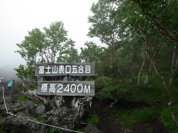 """Expressd Wish\"" 富士山に登りたいに端を発した""Nothing About Us Without Us""_f0195579_18500395.jpg"